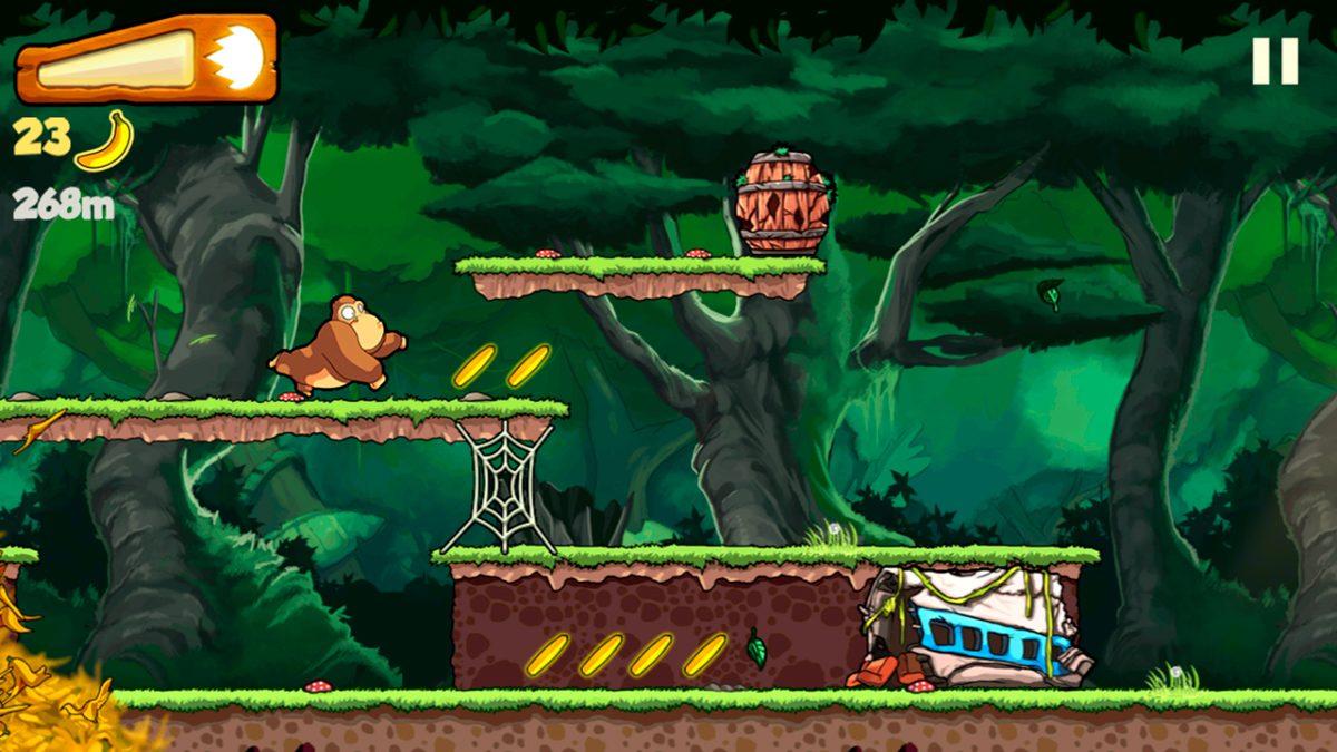 Juegos De Gorilas Gratis